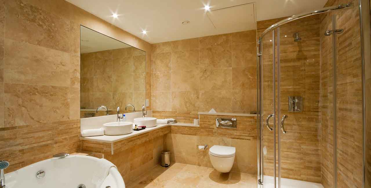 Bathroom-remodeling-glass-shower