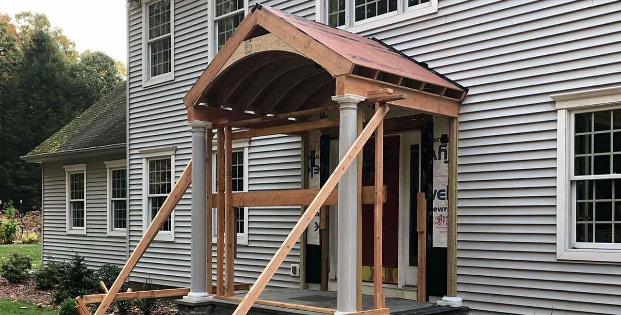 portico-addition